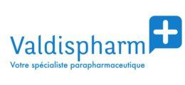 Logo valdispharm hd