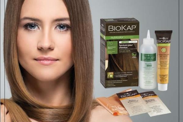 Biokap : soins capillaires, colorations et sprays retouches racines